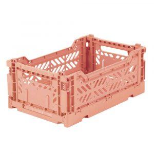 AY-KASA MINI-BOX - Salmon Pink