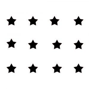 Muurstickers ster