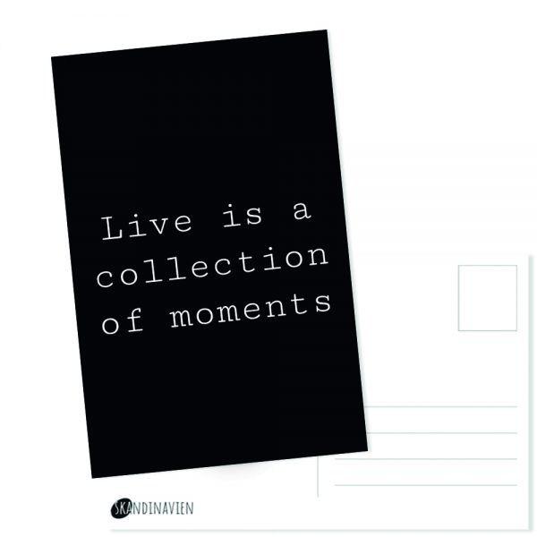 Kaartje live is a collection of moments