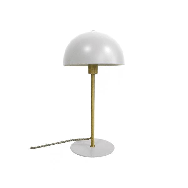tafellamp bonnet wit