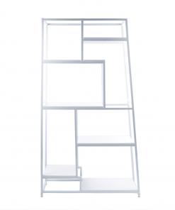 fushion boekenkast wit