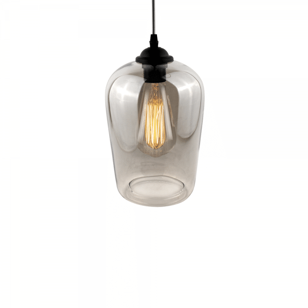Hanglamp olied cone