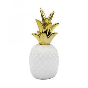 Ananas wit met goud small