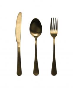 Bestek-set-mat-goud-3-delig