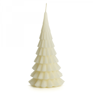 Kerstboom-kaars-XL-wit