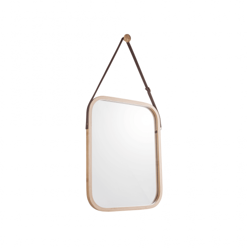 Bamboe spiegel small