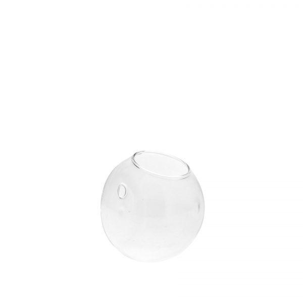 Wandvaasje Ramsasa van Storefactory glas small