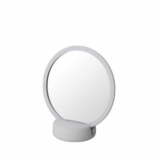 Vanity spiegel micro chip van blomus