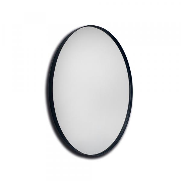 Ronde spiegel 60cm met metalen rand van Housevitamin