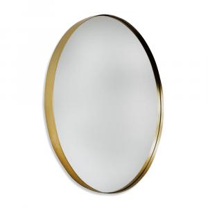 Spiegel met gouden metalen rand 80 cm van housevitamin