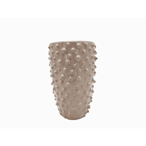 Vaas spotted small roze van Present Time