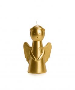 Kaars engel goud van Rustik Lys