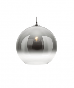 Hanglamp bubble chrome van Leitmotiv