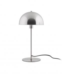 Tafellamp Bonnet metal satin nickel