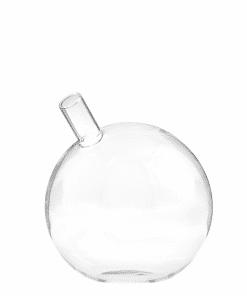Vase Nyhamn transparent groß