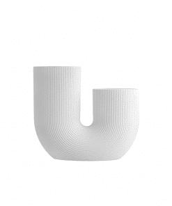 Vase Str'valla weiß aus Storefactory