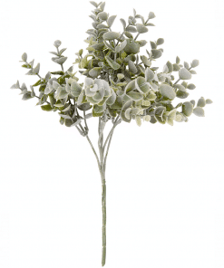 Künstliche Pflanzenbeflockung Eukalyptus
