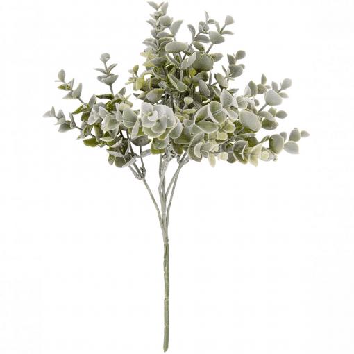 Kunstplant flocking eucalyptus